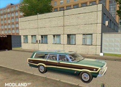 Ford Country Squire 66 [1.2.5], 1 photo